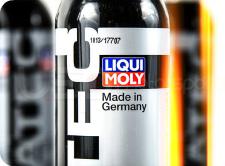 Добавки Ликви Моли в масло в мотор
