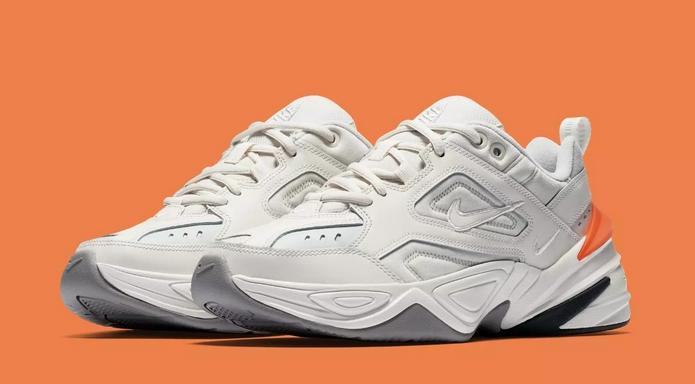 вид спереди Nike M2K Tekno которые можно купить в нашем интернет магазине