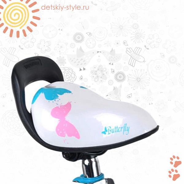 велосипед royal baby butterfly, steel 14, купить, цена, велосипед роял беби butterfly steel 14, велосипед для девочек, 14 дюймов, заказать, стоимость, доставка по россии, заказ