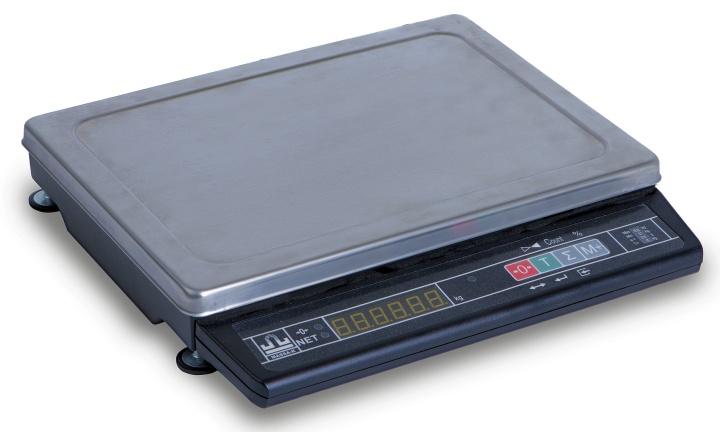Желательно, чтобы покупатель видел вес взвешиваемого товара
