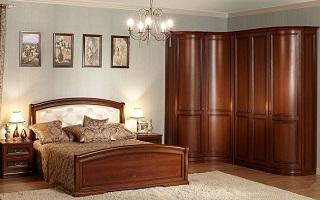 ВАЛЕНИСИЯ Мебель для спальни
