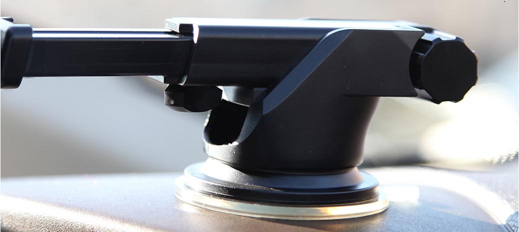 Onetto Mount Easy One Touch 2 - Телескопический авто-держатель премиум-класса на присоске.
