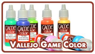 Краски Vallejo Game Color