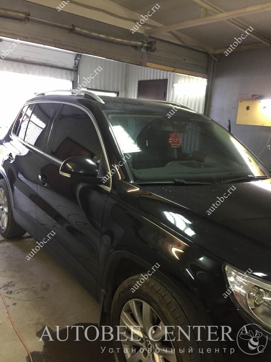 VW Tiguan (тонировка)