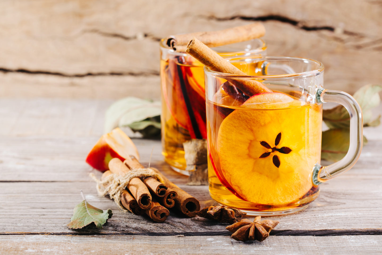Рецепт безалкогольного яблочного сидра