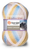 Купить пряжу Everest Daylight Yarnart в интернет-магазине недорого klubokshop.ru