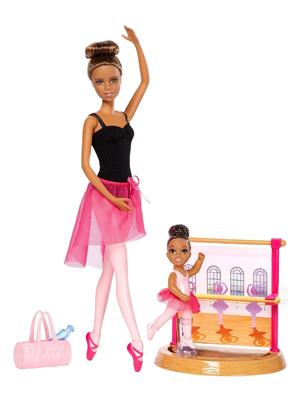 Барби Брюнетка Балет
