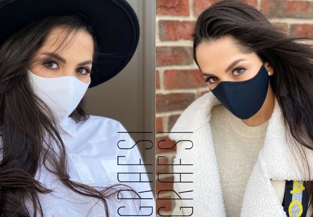 Новинка! Защитные маски GRAFSI