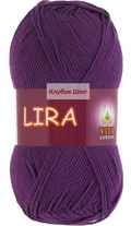 "Пряжа Lira Vita Cotton - интернет-магазин ""Клубок Шоп"""