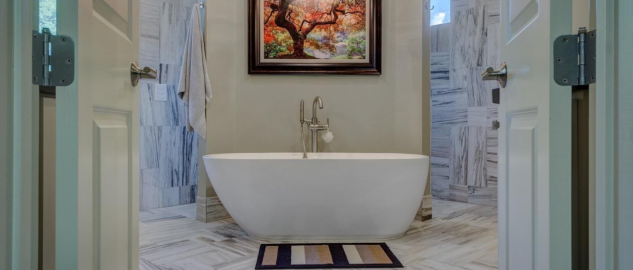 Размеры акриловых ванн какие бывают