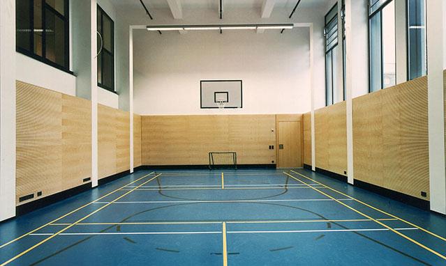 шумоизоляция для спортивных залов