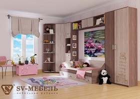 ГОРОД Мебель для молодежи