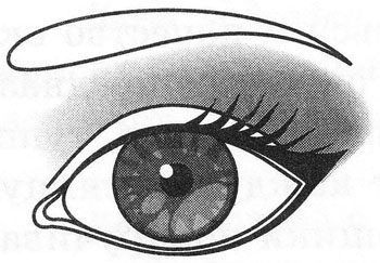 Круглые глаза