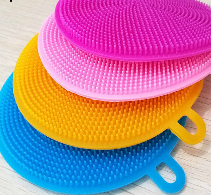 Набор губок для мытья посуды