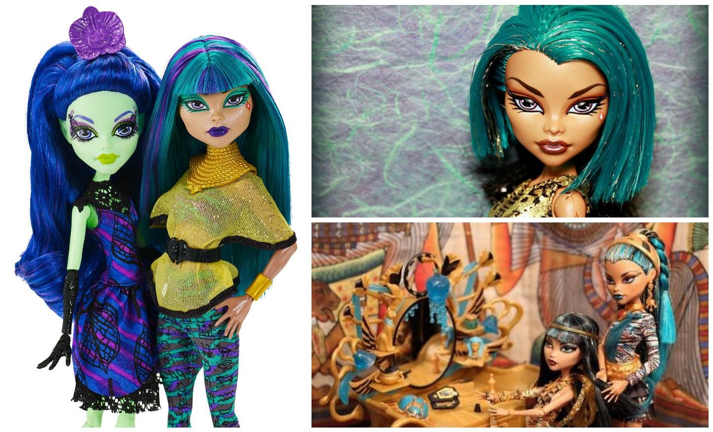 Кукла Нефера де нил в Магии кукол