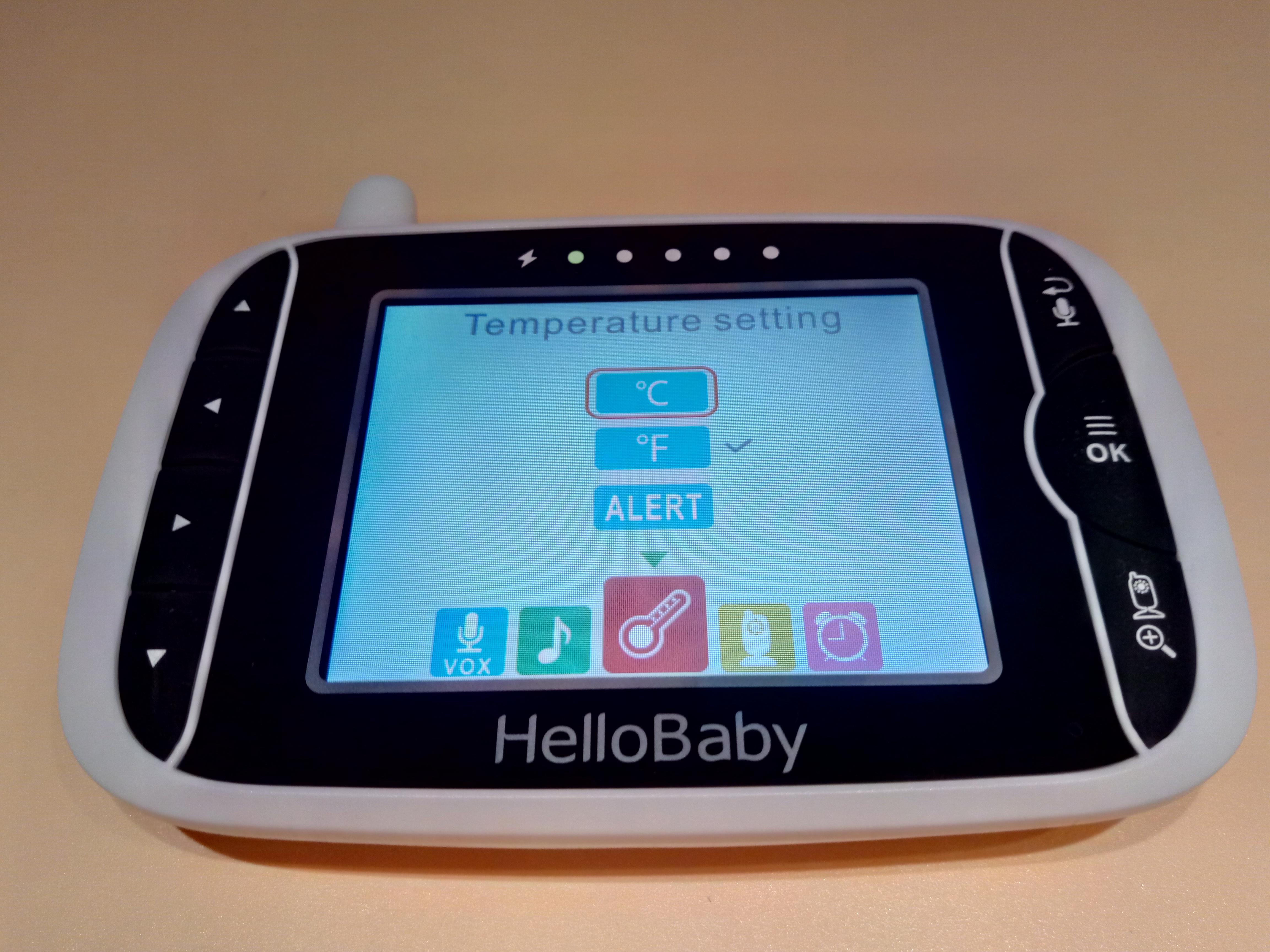 Видеоняня HelloBaby HB32 купить