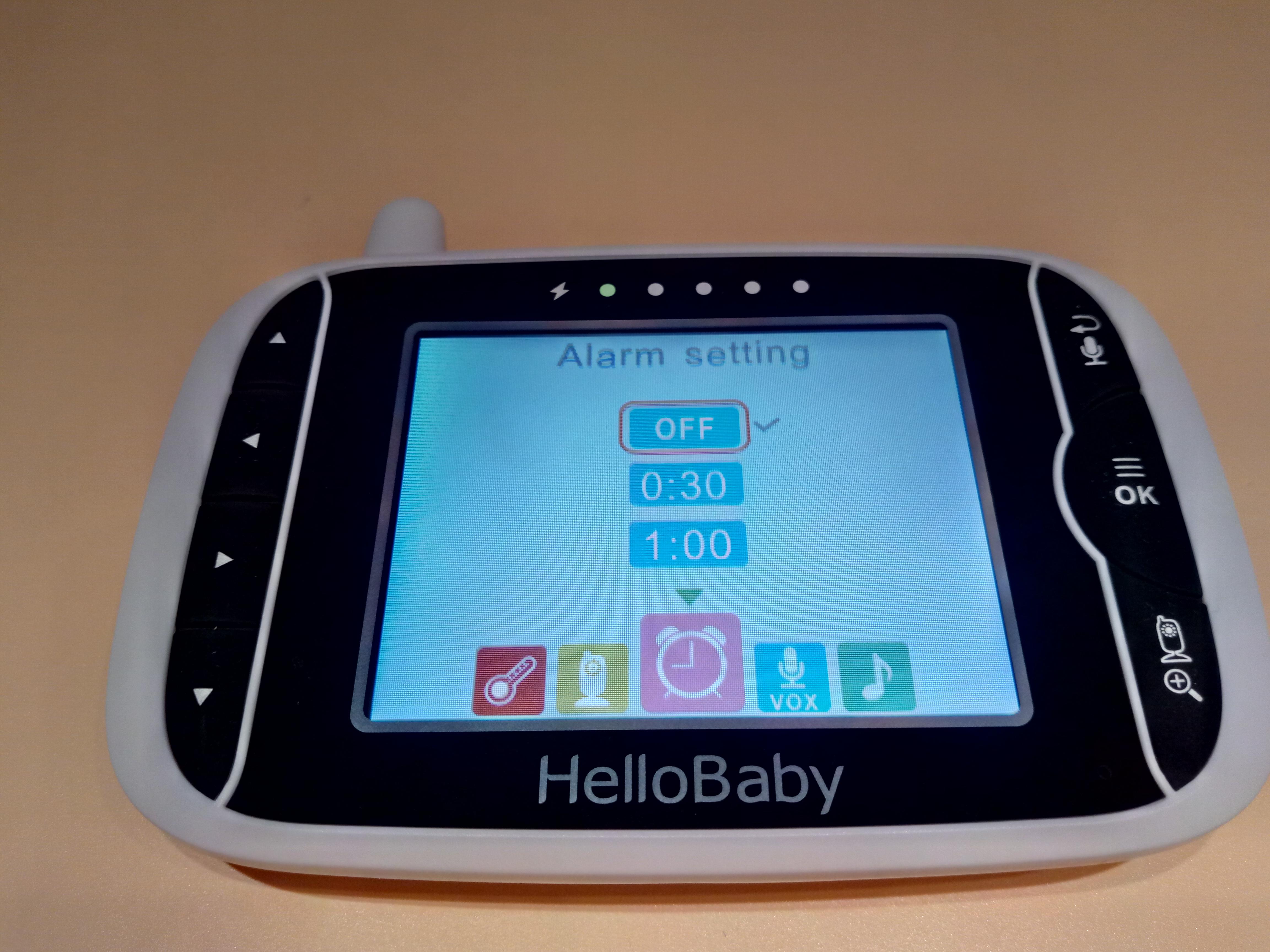 Видеоняня HelloBaby HB32