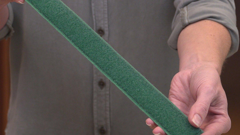 Универсальный крепежный ремень Snap Strap на липучке