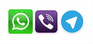 Картинки по запросу значки viber whatsapp