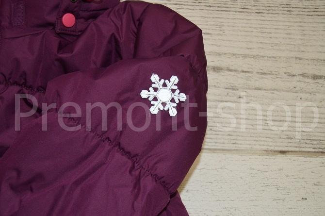 Светоотражатель на пальто Premont Ягодный смузи