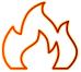 Учет материалов по пожарной безопасности для печи и дымохода