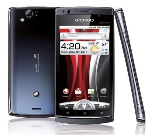 Sony Ericsson Star X18i Android 2.3 3G (MTK6573)