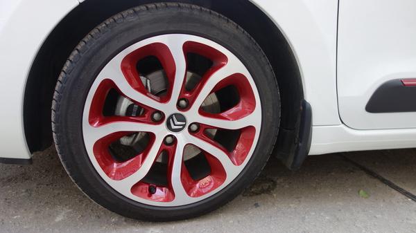 C3 Picasso шины