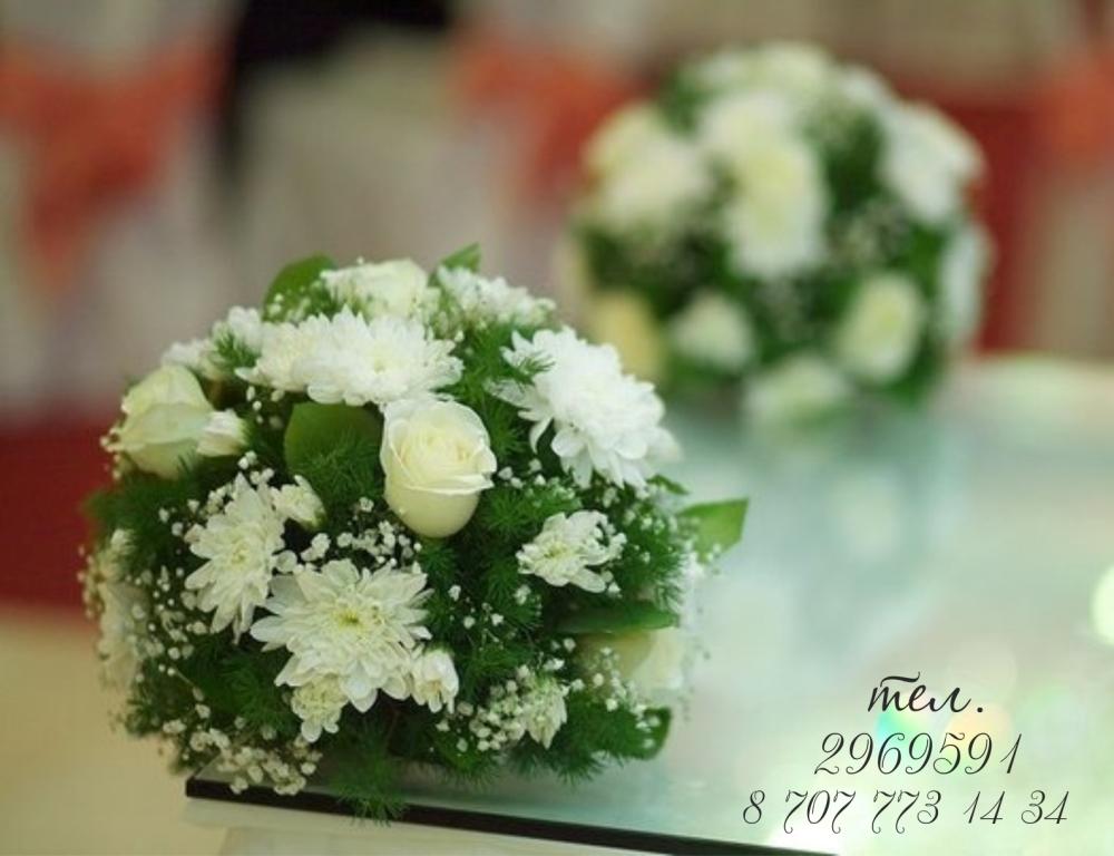 Букеты из цветов в гофре фото