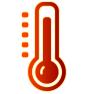 Отопительная печь, камин или котел будет прогревать помещение до нужной температуры.
