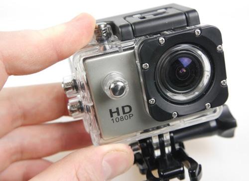 Экшен камера SJCAM SJ4000 бокс. Описание, характеристики, обзор.