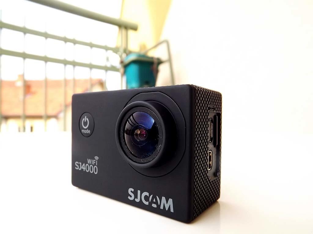 Экшен камера SJCAM SJ4000 wifi. Описание, характеристики, обзор.