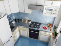 кухни в дом серии корабль