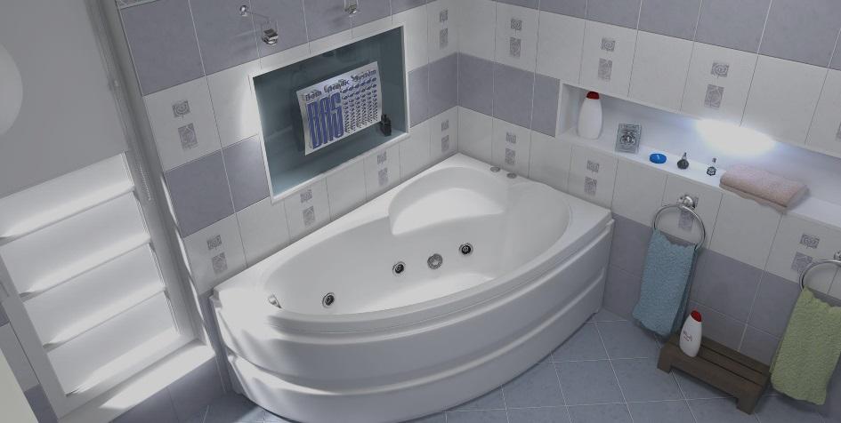 Российская ванна BAS купить в Москве