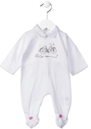 Хлопковый комбинезон Losan для малышей (сезон лето 2018) купить в интернет-магазине Мама Любит!
