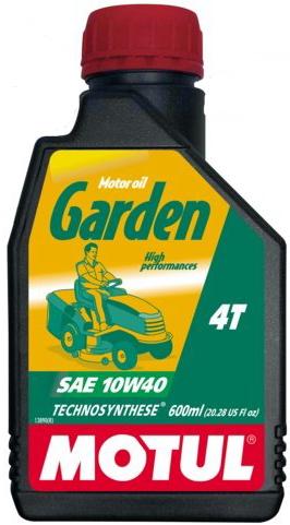 Motul Garden 4T SAE 10W-40