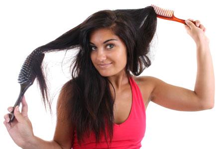 Правильно ли вы расчесываете свои волосы?