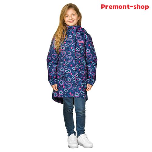 Плащ Premont Фейерверки Лото-Квебек купить в интернет-магазине Premont-shop для школы и садика