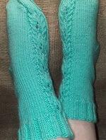Что связать: Носки из пряжи Аляска