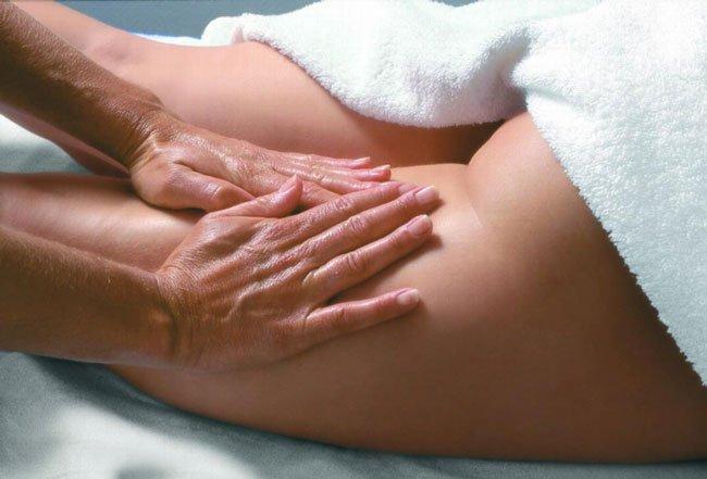 Как правильно выполнять массаж ягодиц?