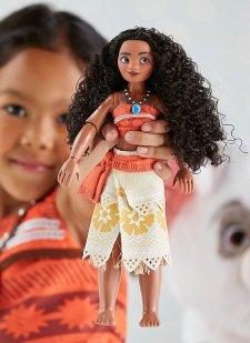 Кукла Моана базовая дисней