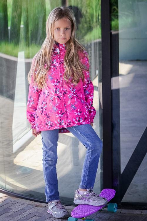 Детская ветровка Premont для девочки Кувшинка Фабиола  SP91605 в магазине Premont-shop