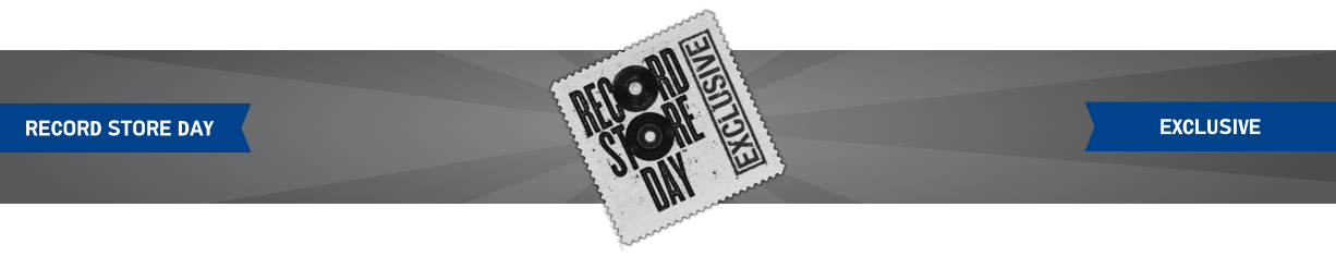 Record Store Day Exclusive