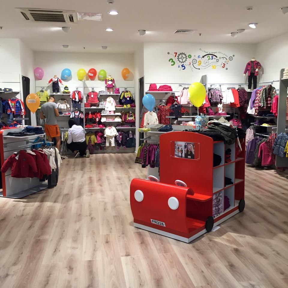 """В Краснодаре открылся первый в России магазин по франшизе """"La compagnie des petits - В компании детей""""."""