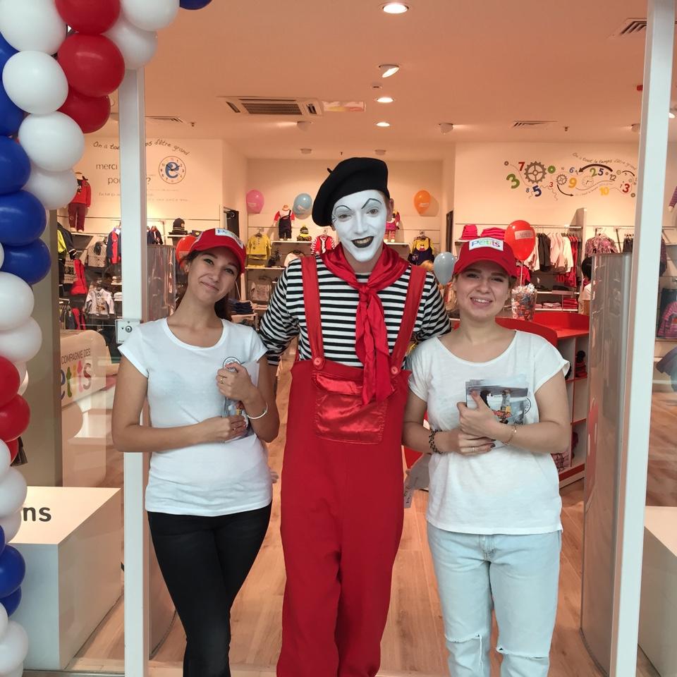 """Магазины, работающие по франшизе детской одежды """"La compagnie des petits - В компании детей"""""""