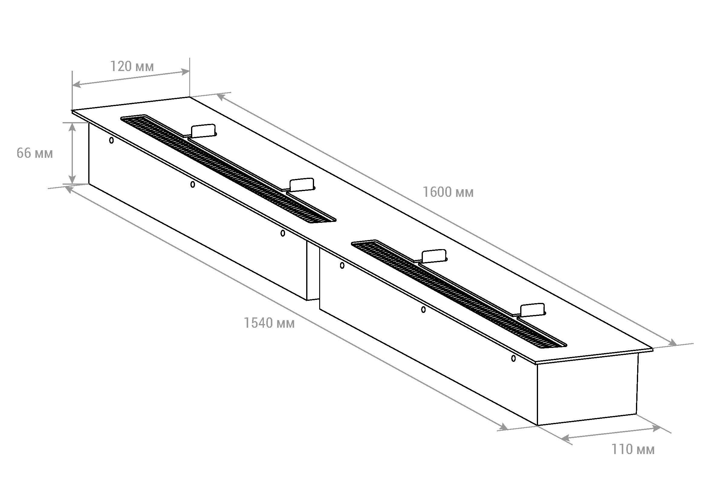 Схема топливного блока Lux Fire 1600 M