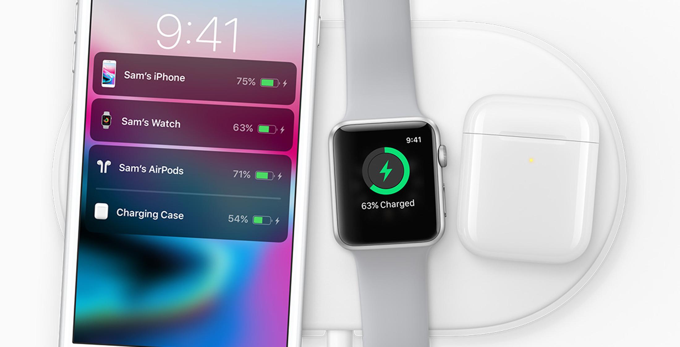 Айфон 10 беспроводная зарядка