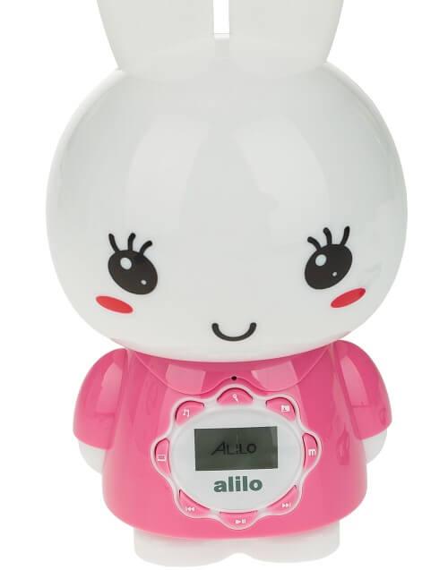 Alilo G7 зайка Большой Розовый