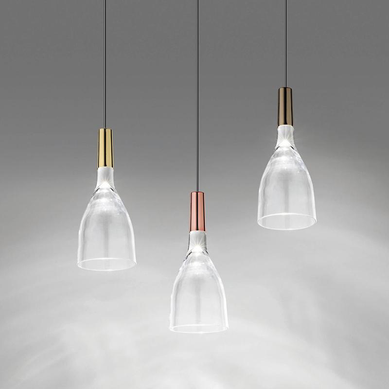 Светильник Scintilla от Vistosi
