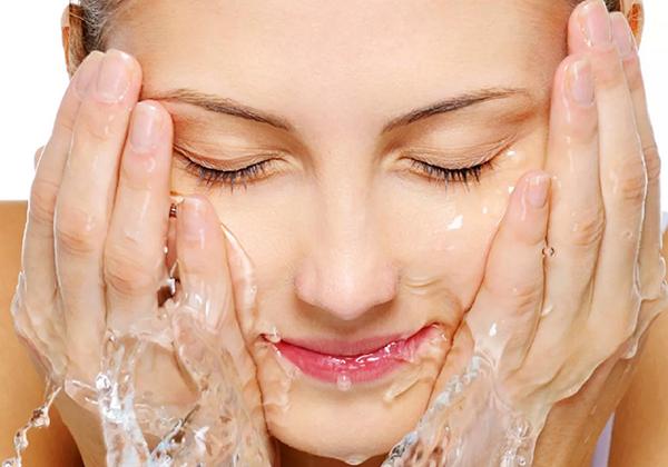 Очищение кожи перед макияжем