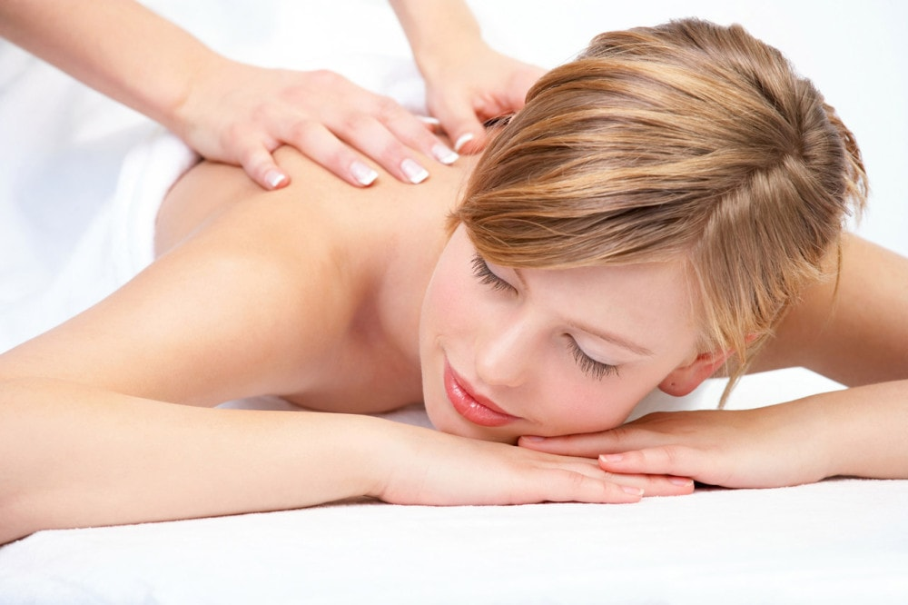 Особенности лечебного массажа.